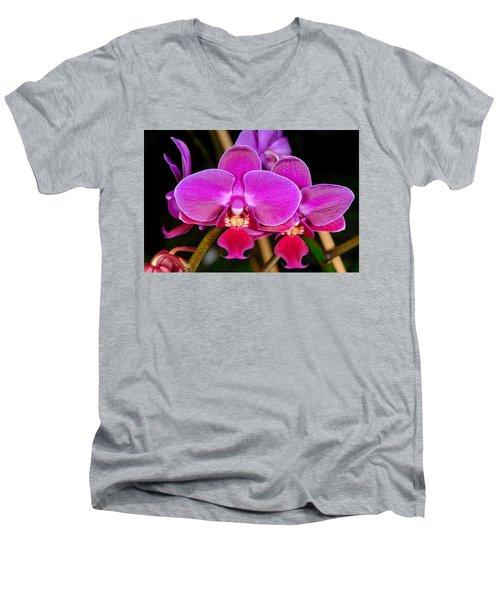 Orchid 422 Men's V-Neck T-Shirt