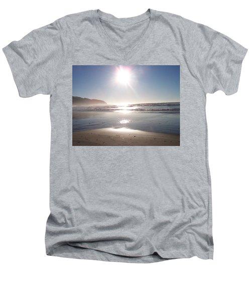 Oregon Coast 13 Men's V-Neck T-Shirt