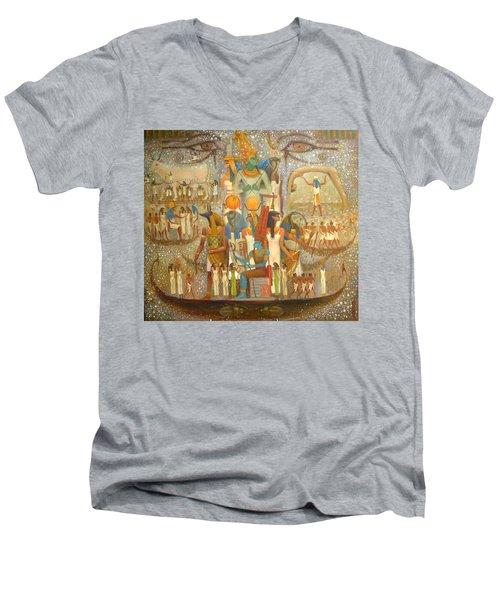 Osiris Men's V-Neck T-Shirt