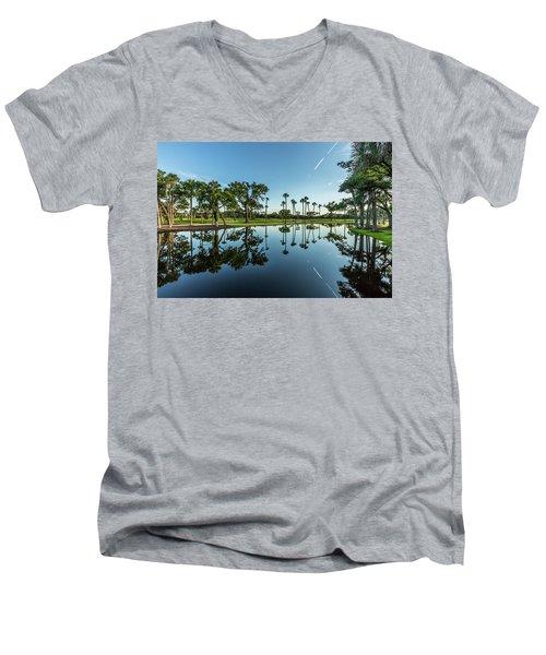 Osprey Point Kiawah Island Resort Men's V-Neck T-Shirt