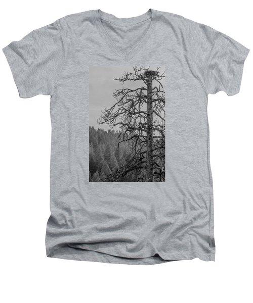 Osprey's Penthouse Men's V-Neck T-Shirt