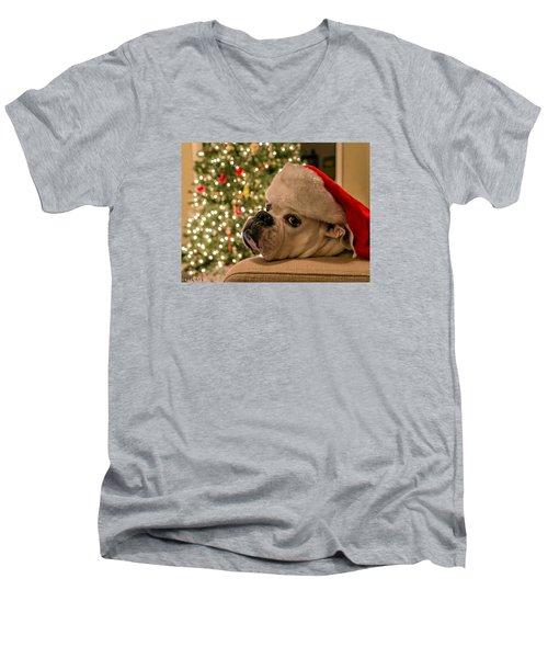 Otis Claus Men's V-Neck T-Shirt