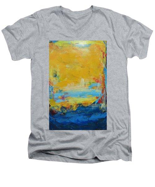 Oui Men's V-Neck T-Shirt