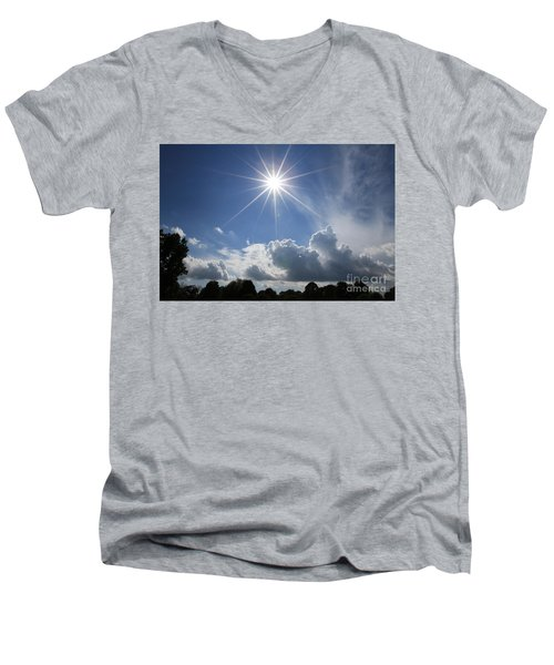 Our Shining Star Men's V-Neck T-Shirt