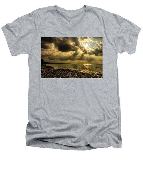 Our Star Men's V-Neck T-Shirt