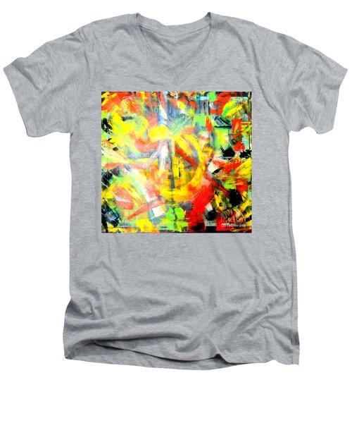 Out Of Order Men's V-Neck T-Shirt