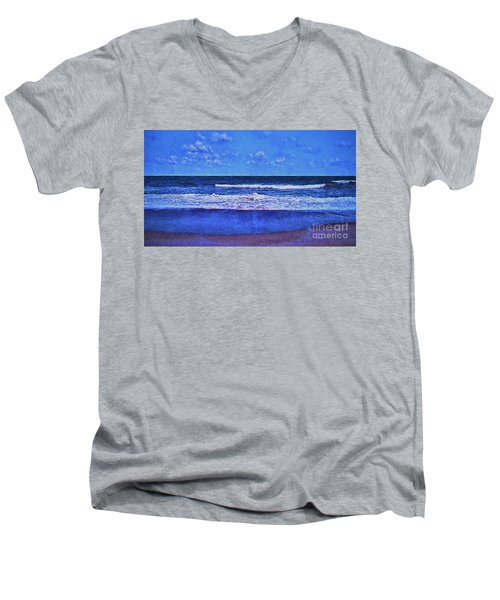 Out Of The Blue Men's V-Neck T-Shirt