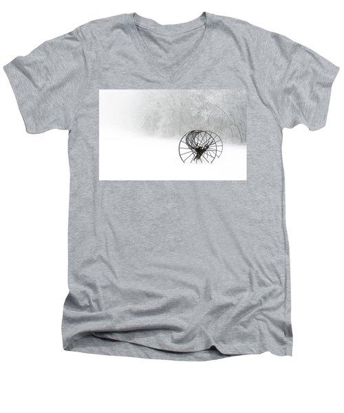 Out Of The Mist A Forgotten Era 2014 II Men's V-Neck T-Shirt
