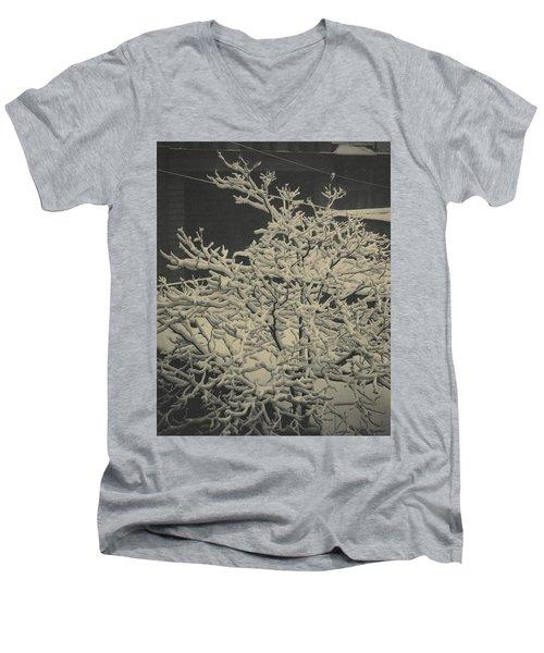 Out Of Window Men's V-Neck T-Shirt
