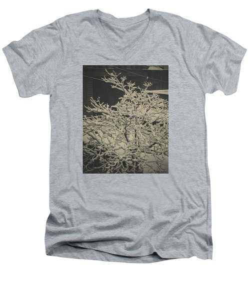 Out Of Window Men's V-Neck T-Shirt