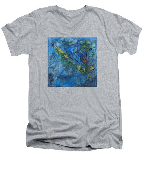 Outer Limits Men's V-Neck T-Shirt