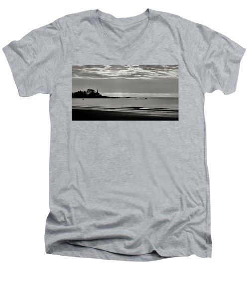 Outward Bound Men's V-Neck T-Shirt