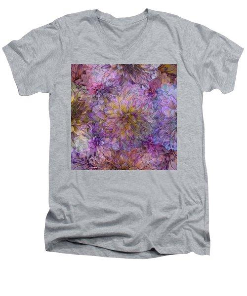 Overwhelming Fragrance Men's V-Neck T-Shirt