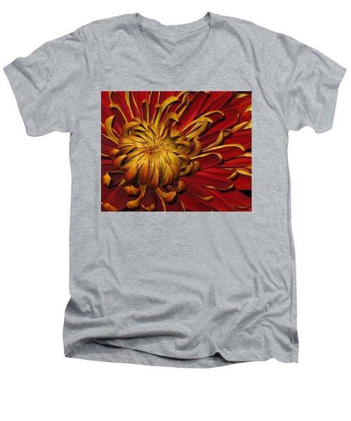Oy Muminyoo Men's V-Neck T-Shirt