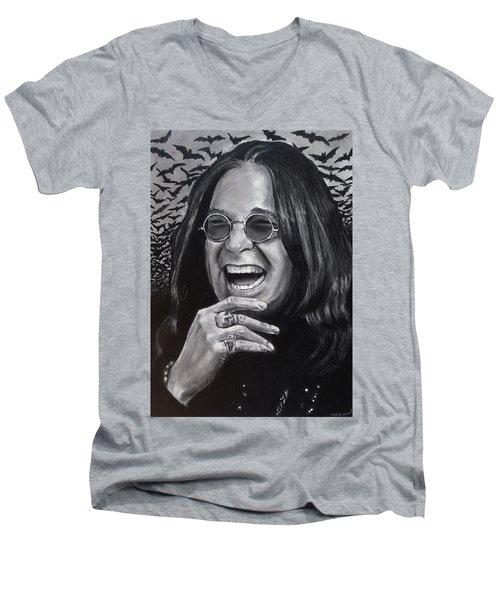 Ozzy Men's V-Neck T-Shirt