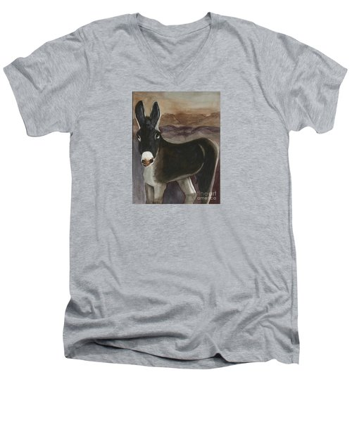 Paco Men's V-Neck T-Shirt