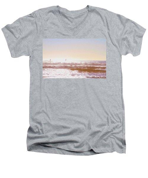 Paddleboarders Men's V-Neck T-Shirt