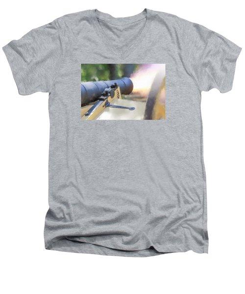 Page 21 Men's V-Neck T-Shirt