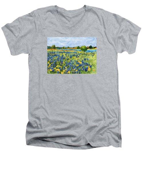Painted Hills Men's V-Neck T-Shirt