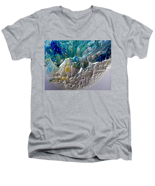 Painters Delite Men's V-Neck T-Shirt