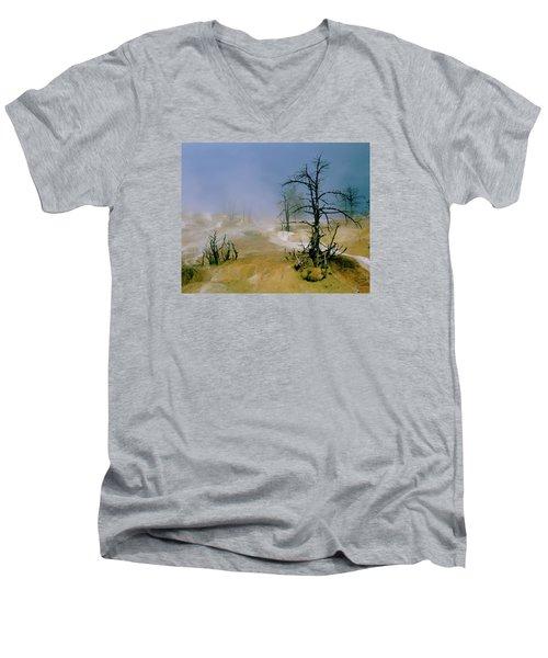 Palette Springs Men's V-Neck T-Shirt