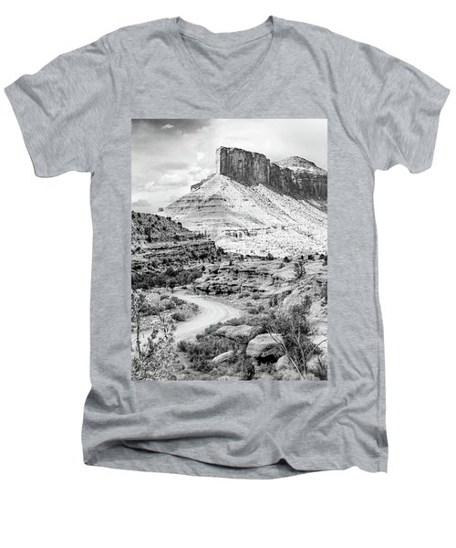 Palisade Island Mesa Men's V-Neck T-Shirt