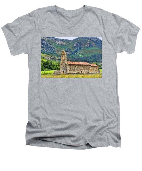 Panes_155a9893 Men's V-Neck T-Shirt