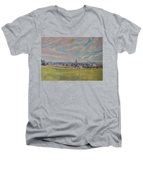 Panorama Maastricht Men's V-Neck T-Shirt