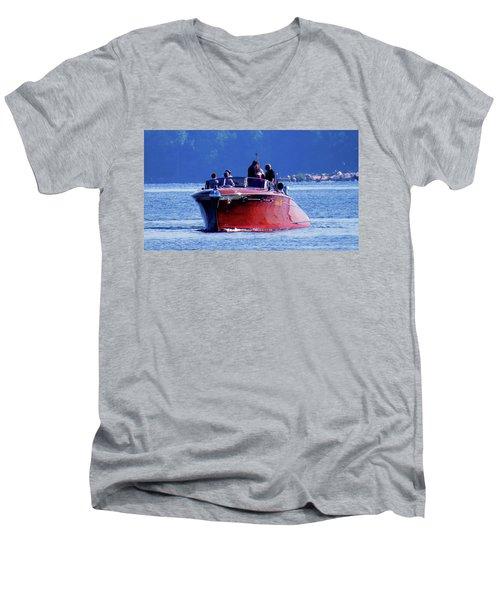 Pardon Me Men's V-Neck T-Shirt
