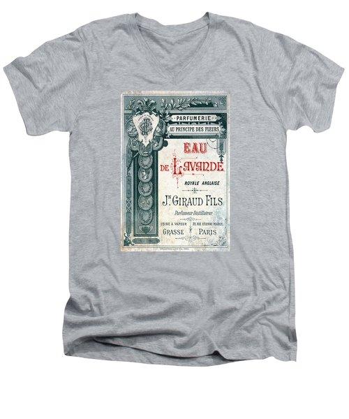 Parfumerie Men's V-Neck T-Shirt