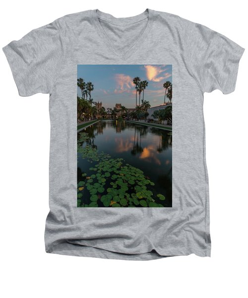 Park Place Saturday Night Men's V-Neck T-Shirt