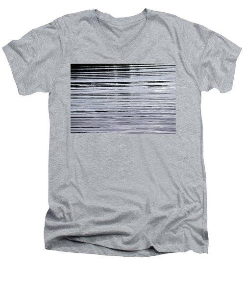 Parramatta River No. 176-1 Men's V-Neck T-Shirt