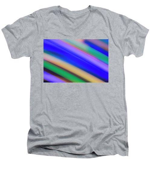 Parrotfish Men's V-Neck T-Shirt