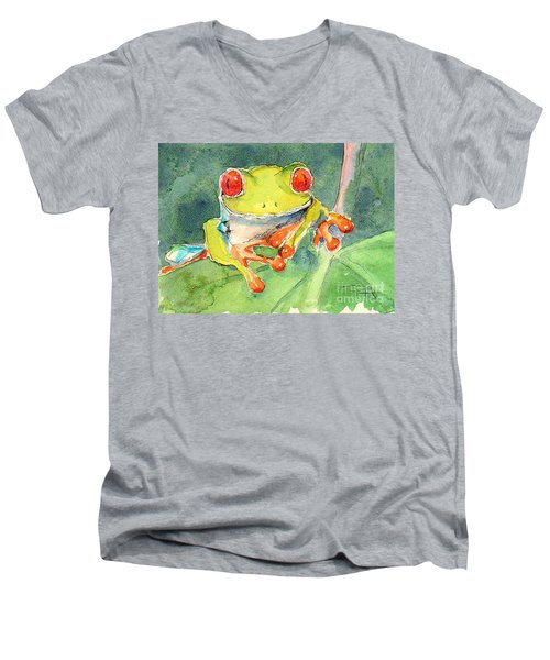 Party Animal Men's V-Neck T-Shirt