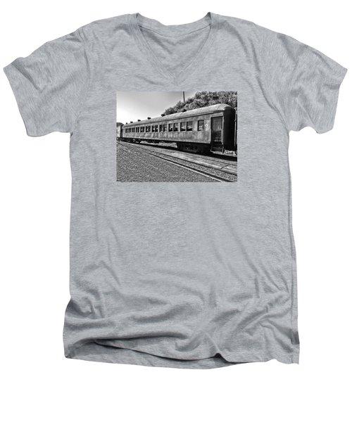 Passenger Ready Men's V-Neck T-Shirt