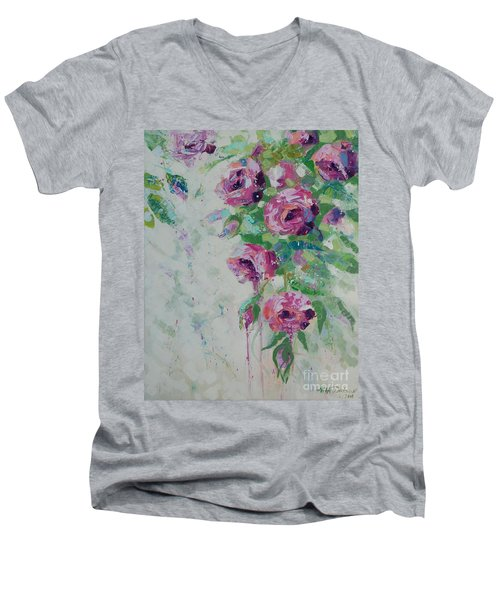Passion Men's V-Neck T-Shirt