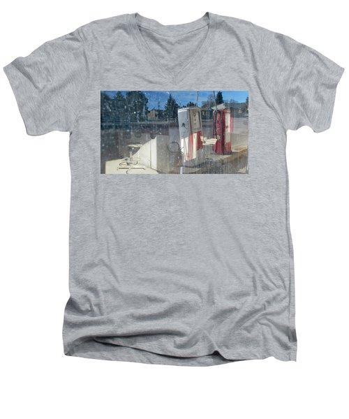Past Gas Men's V-Neck T-Shirt