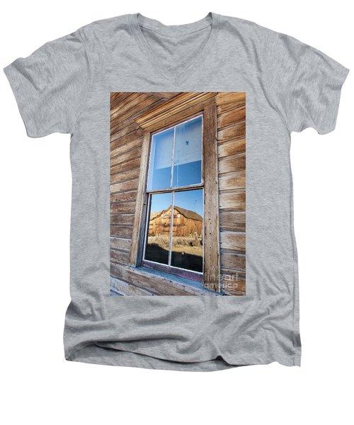 Past Reflections Men's V-Neck T-Shirt