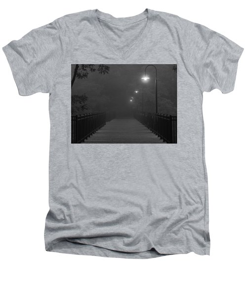 Path To Darkness Men's V-Neck T-Shirt