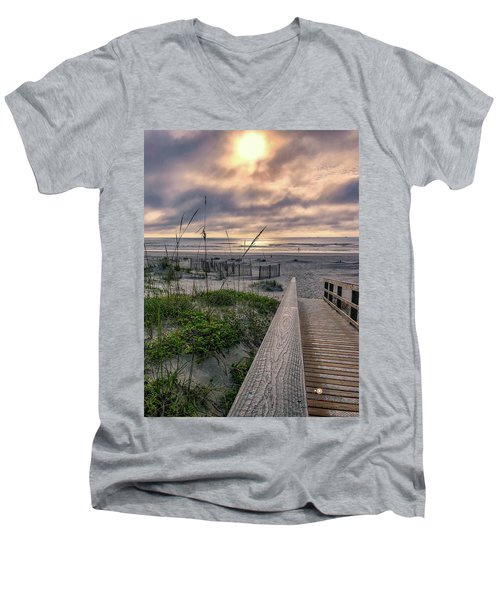 Path To Serenity Men's V-Neck T-Shirt