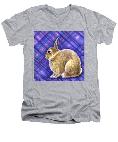 Patience Men's V-Neck T-Shirt