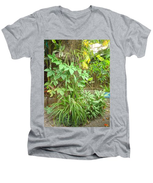 Patio 2 Men's V-Neck T-Shirt