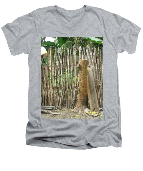 Patio 5 Men's V-Neck T-Shirt