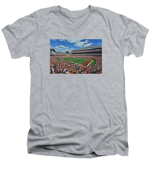 Paul Brown Stadium - Cincinnati Bengals Men's V-Neck T-Shirt