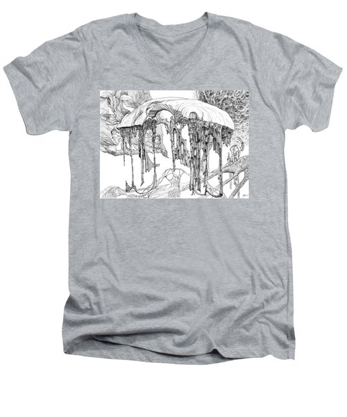 Pavilion Men's V-Neck T-Shirt