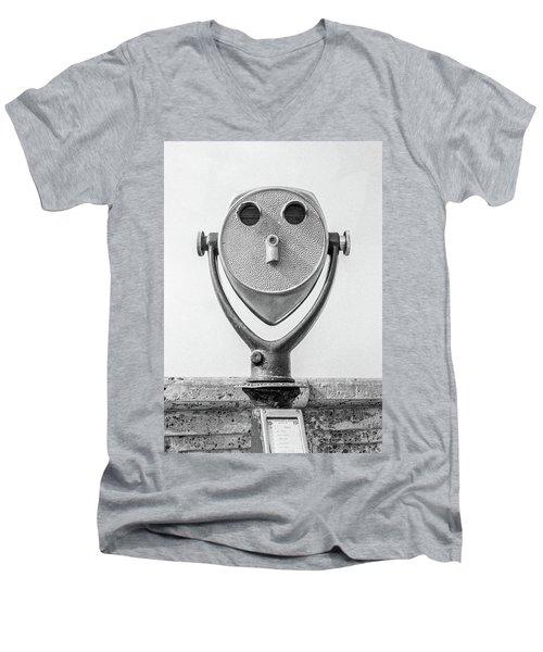 Pay Per View Men's V-Neck T-Shirt