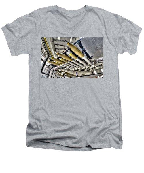 Payload 3 Men's V-Neck T-Shirt