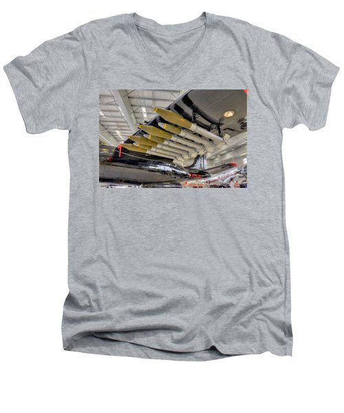 Payload Men's V-Neck T-Shirt