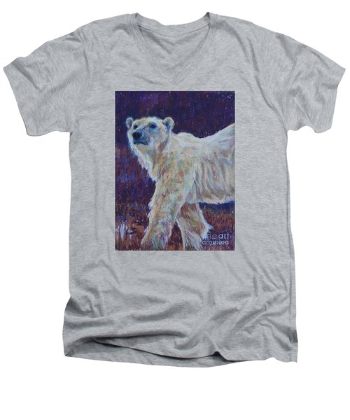 Pb Vi Men's V-Neck T-Shirt