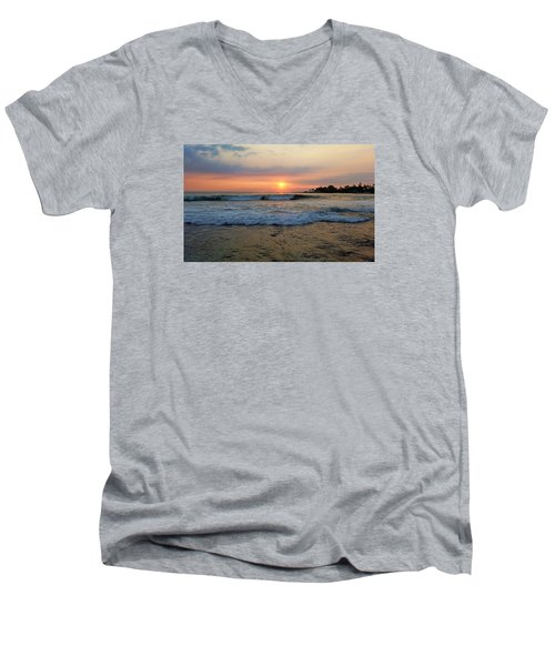 Peaceful Dreams Men's V-Neck T-Shirt
